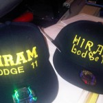 We can embroider your hats at Photo That Inc.